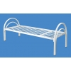 Трехъярусные металлические кровати для общежитий.  Оптом.  Дешево.