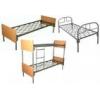 Металлические кровати для больниц,  двухъярусные металлические кровати оптом.