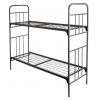 Кровати металлические с ДСП спинками для санаториев,  кровати для больниц,  кровати для интернатов,  кровати для общежитий