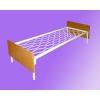 Металлические кровати для больниц от производителя.  опт.