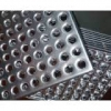 Плитка напольная металлическая для цехов
