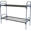 Кровати металлические для лагеря,  кровати для гостиницы,  кровати оптом от производителя для строителей,  рабочих