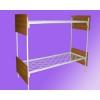 Кровати металлические одноярусные,  для бытовок,  кровати двухъярусные для студентов,  кровати для больниц,  кровати для санаториев